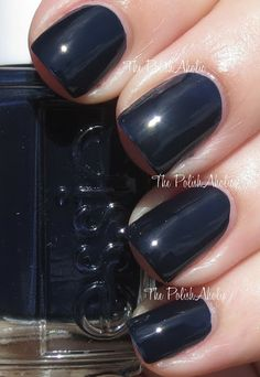 Essie - After School Boy Blazer (Fall 2013)  Very similar to bobbing for baubles, but I like it better! wearing it now!!!