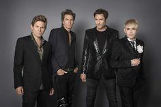 Duran Duran frontman Simon Le Bon laughs off the idea of the New Wave band