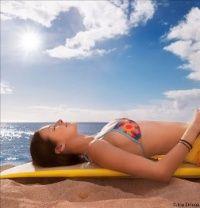 Krémesebb állagú napvédő krém