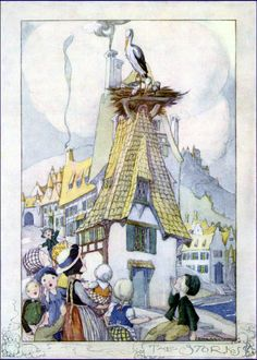 Anne Anderson, Hans Christian Andersen Fairy Tales.