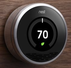Nest will launch its smart thermostat and smoke detector in parts of Europe in late September.