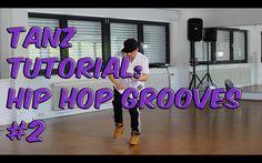 Tanz Tutorial | Hip Hop Grooves #2 | Tanzen lernen mit Zcham