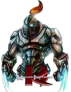 Killer Instinct by Alejandro González Agudelo #XboxOne