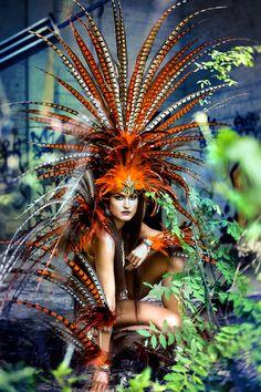 TRIBE 2016 THE FORBIDDEN ...Dragon-fire- Sweet T, Fire Dragon, Trinidad And Tobago, Body Art, Wonder Woman, Culture, Superhero, Homeland, World