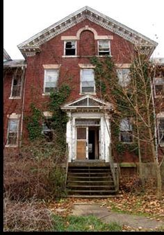 "Abandoned mental health asylum in NJ, commonly called ""The Snake Pit of New Jersey."" Link to possible hauntings @ The Snake Pit. http://cressida.websitewelcome.com/~weirdev/index.php?option=com_content&task=view&id=95&Itemid=28"