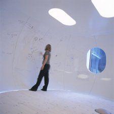 white board wall, creative area, community area, crit area