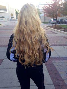 Super Long Blonde Hair Look Black Ponytail Hairstyles, Braided Ponytail, Boy Hairstyles, Pretty Hairstyles, Female Hairstyles, Elegant Hairstyles, Blonde Hair Looks, Super Blonde Hair, Pelo Vintage