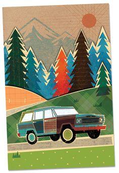 Road trippin'. Jamey Christoph. #splendidsummer