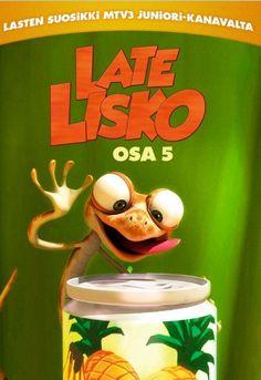 Late Lisko osa 5  (DVD)