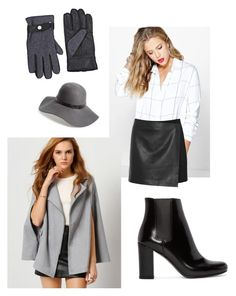 """""""Untitled #2"""" by caitlin-reeves-1 on Polyvore featuring Boohoo, Hinge, BoohooMAN, Theory and Yves Saint Laurent"""