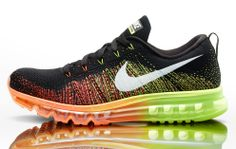 Introducing… The Nike Flyknit Air Max (Release Info & Pictures)