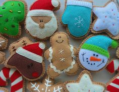 Hey, I found this really awesome Etsy listing at https://www.etsy.com/listing/252584675/fabulous-felt-christmas-ornaments