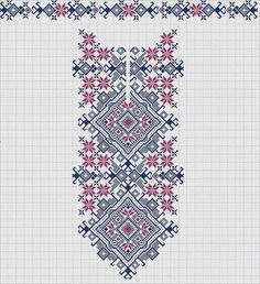 Beading _ Pattern - Motif / Earrings / Band ___ Square Sttich or Bead Loomwork ___ Folk Embroidery, Embroidery Patterns Free, Cross Stitch Embroidery, Machine Embroidery Designs, Cross Stitch Patterns, Cross Stitch Borders, Cross Stitch Charts, Cross Stitch Designs, Cross Stitching