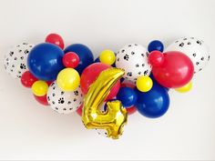 Paw Patrol Balloon Garland Kit or White Paw Balloons Red Blue . Paw Patrol Balloon Garland Kit or White Paw Balloons Red Blue Yellow Paw Patrol Paw Patrol Balloons, 5 Balloons, Balloon Garland, Balloon Arch, Paw Patrol Birthday Decorations, Paw Patrol Birthday Theme, Paw Patrol Party Favors, Paw Patrol Invitations, 2nd Birthday Parties