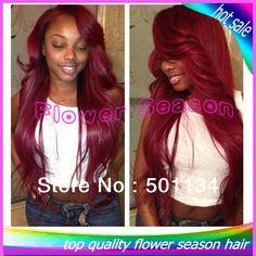 burgundy hair tumblr - Google Search