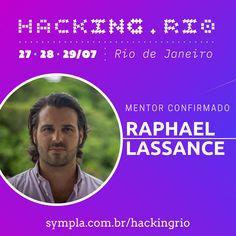 Raphael Lassance - Growth Hacker, Palestrante, Professor e Consultor de E-commerce e Marketing Digital E Commerce, Marketing Digital, Entrepreneurship, Events, Ecommerce