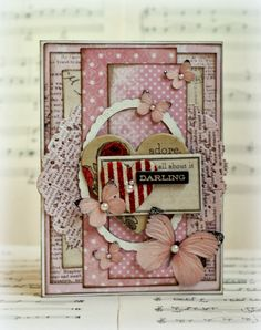inkido: Two Cards by Romy and a lucky girl from February..