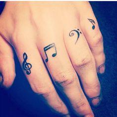La musique sur le bout des doigts