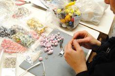 Artigiani a lavoro