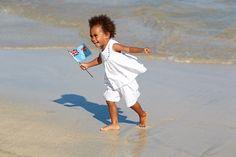Beautiful Fijian child