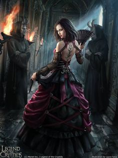 Artist: Laura Sava aka anotherwanderer - Title: Castle-Infiltrating Rooney adv - Card: Castle-Infiltrating Rooney (Guise)