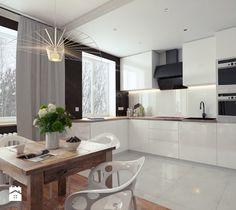 Kuchnia styl Minimalistyczny - zdj?cie od Fi Design