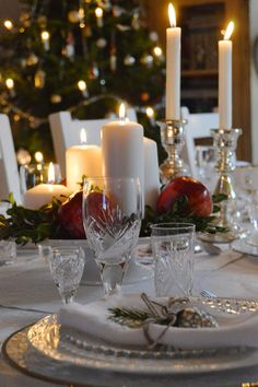 Lovely Christmas table