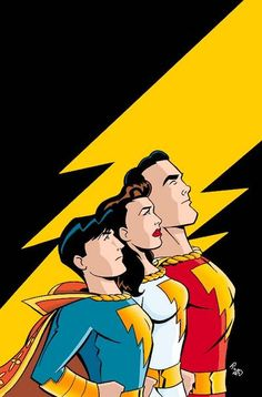 Captain Marvel / Shazam and The Marvel Family Mr Marvel, Original Captain Marvel, Captain Marvel Shazam, Dc Comics Superheroes, Dc Comics Art, Archie Comics, Detective, Giant Bomb, Cultura Pop