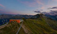 Abendauffahrt auf den Stubnerkogel Bad Gastein, Paradise, Earth, Mountains, Nature, Summer, Travel, Naturaleza, Summer Time