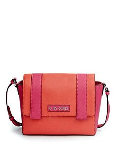 G by GUESS Women's Cosett Color-Block Cross-Body Handbag