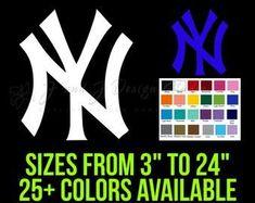 MLB Team Vinyls Custom Car Vinyl Decals, Go Shopping, Handmade Gifts, Mlb Teams, Vinyls, Logos, Unique Jewelry, Design