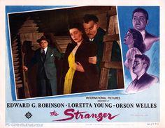 The Stranger (1946) - Overview - TCM.com
