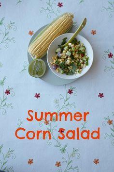 Light Summer Corn Salsa Recipe - JoyOfKosher.com
