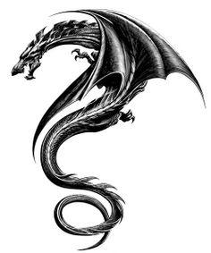 Dragon Tattoo 10