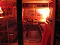 Mine dukkehuse: Aften i hytten
