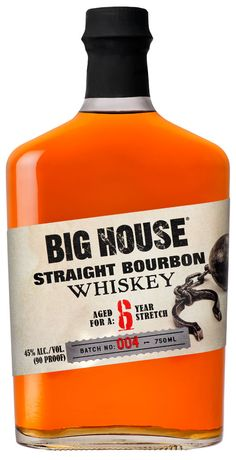"I've never spent anytime in the ""Big House"" but if they served #bourbon  like this I think I could have survived a day or two. Take a read of our surprising tasting adventures with this budget-friendly bourbon & let us know what you think. Cheers!#whiskey"