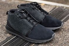 Nike Roshe Plazo Nm Sneakerboot - Gris Negro / Oscuro / Blanco auténtica barato 100% original asequible coste del despacho comprar barato perfecta ArRQqpenR