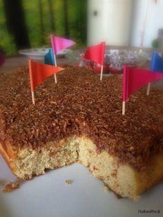 LCHF-drømmekage i forbedret version Lchf, Gold 1, Tiramisu, A Food, Low Carb, Treats, Baking, Ethnic Recipes, Desserts