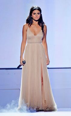 Selena Gomez Gets Emotional During AMA Rehearsals—Watch Now!  Selena Gomez, American Music Awards 2014