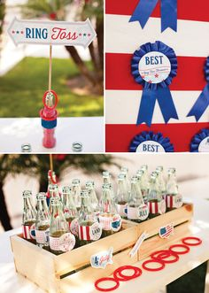 Kids will have fun playing these classic fair games this Fourth of July!
