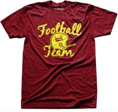 Because you probably know someone who doesn't support the team's name, or just wants to piss off Dan Snyder.