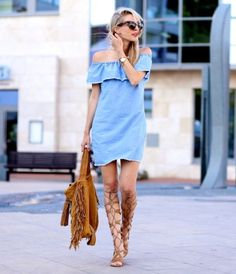 25 Outfits That Will Show You How To Wear And Style The Gladiator Sandals