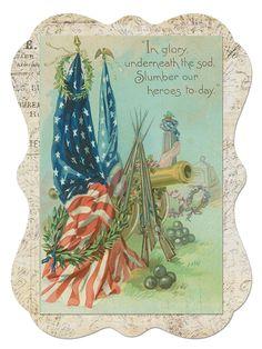 Memorial Day Sticker