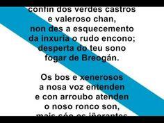 Himno Galego con letra