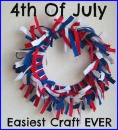 DIY 4th of July crafts