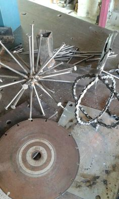 Kupfertiere my projects pinterest for Metallskulpturen garten