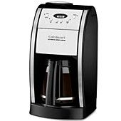 Cuisinart DGB-550 Coffee Maker, Grind & Brew 12-Cup Automatic