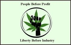Be wary of anyone who would put industry before liberty. People before profit.