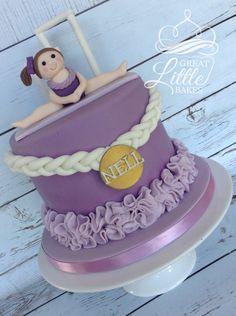 Gymnast cake                                                       …