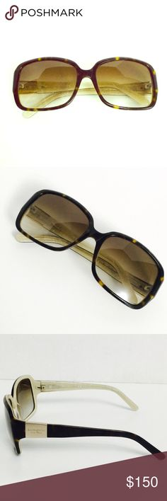 Kate Spade Tortoise Glitter Frame Gold Hardware! Kate Spade Tortoise Frame Gold Hardware & Gold Glitter Inner Frame Sunglasses! Has a few minor scratches on the lens and hardware but barely noticeable as pictured! In overall excellent condition! kate spade Accessories Sunglasses